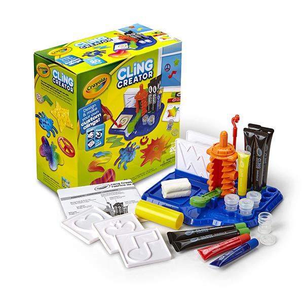 Crayola Cling Creator : 74-7092