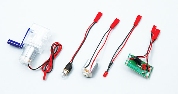 Uses of Electricity - Basic Experiment Kit