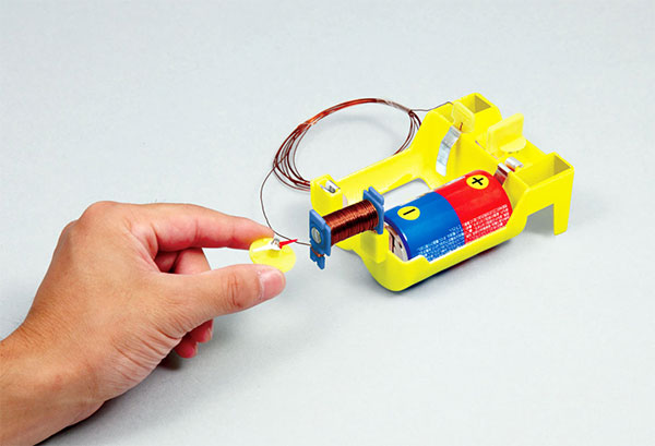 Principles of Electric Current - Basic Experiment Kit