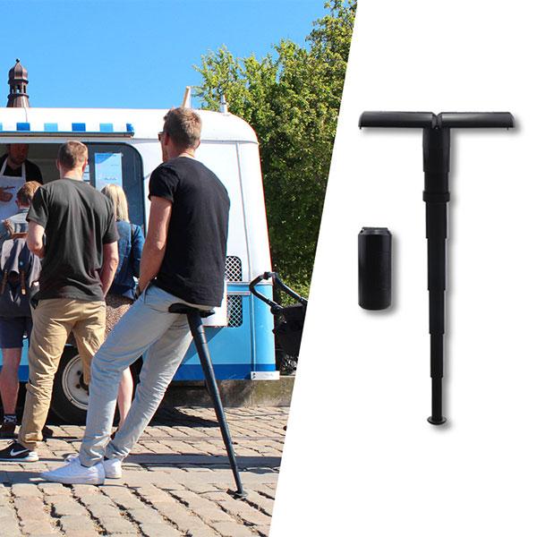 Sitpack Foldable Telescopic Seat ที่นั่งพกพา