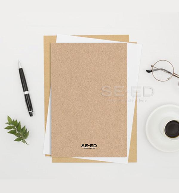 SE-ED สมุดกราฟกระดาษถนอมสายตา 75 แกรม จำนวน 30 แผ่น ขนาด A5