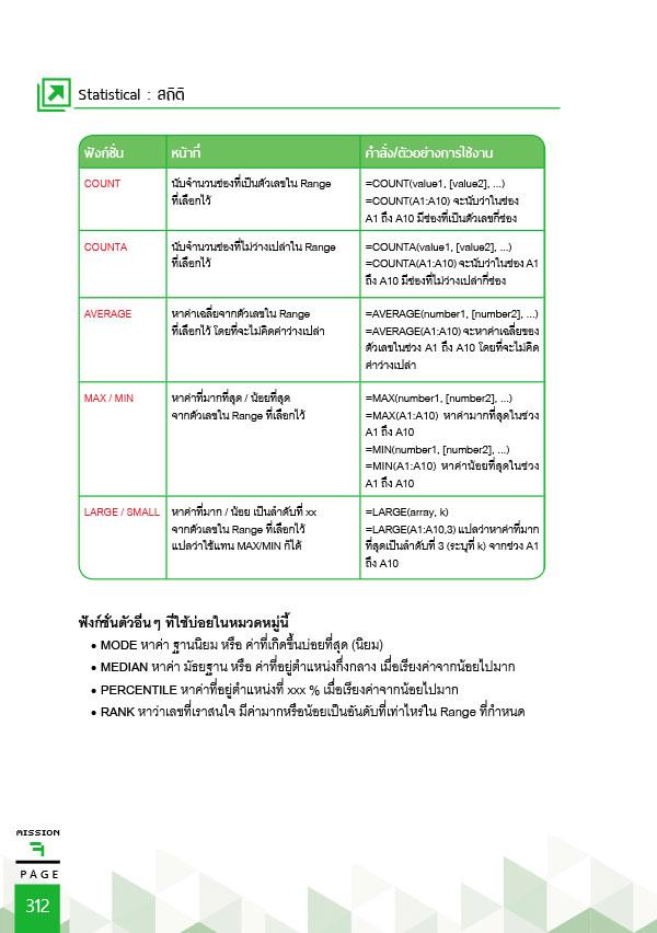 Excel Level Up! (PDF)