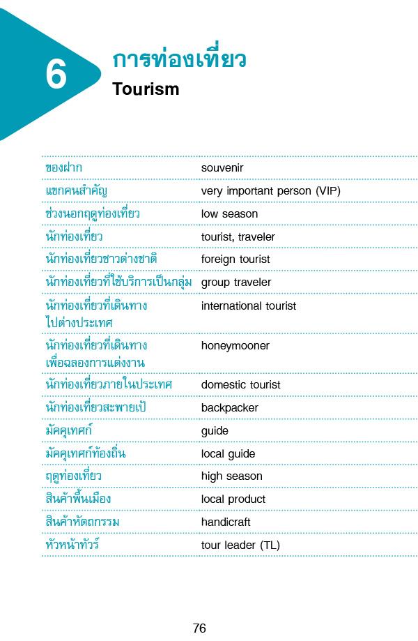 ศัพท์หมวด ไทย-เกาหลี-อังกฤษ (PDF)