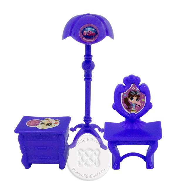 ลิตเติ้ลเพ็ทช็อป Littlest Pet Shop No.CA033719