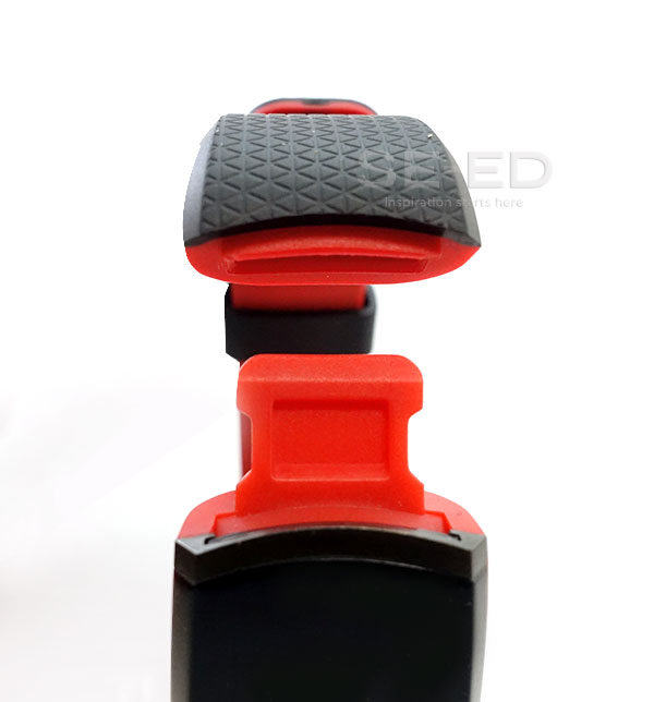 Lenovo Smart Band รุ่น HX11 (แดงดำ)