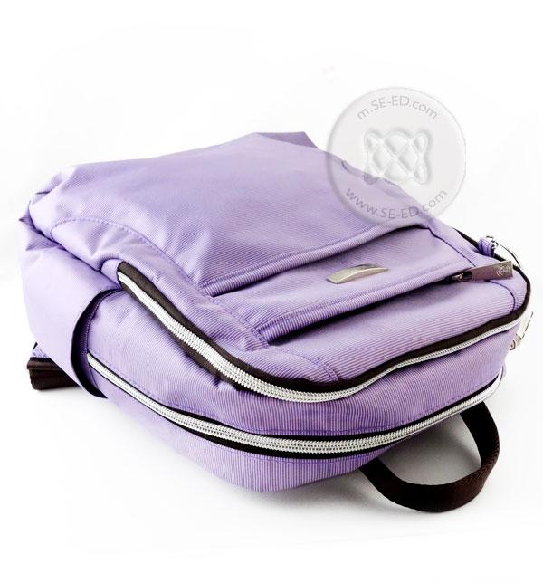 กระเป๋าเป้ Venice สีฟ้า แบรนด์ Huskies