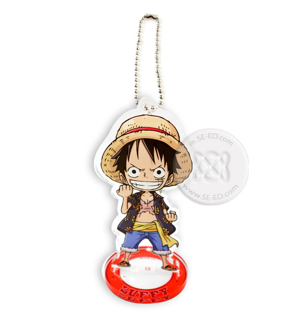 พวงกุญแจอะคริลิค/Keychain OP Standee Luffy/Luffy