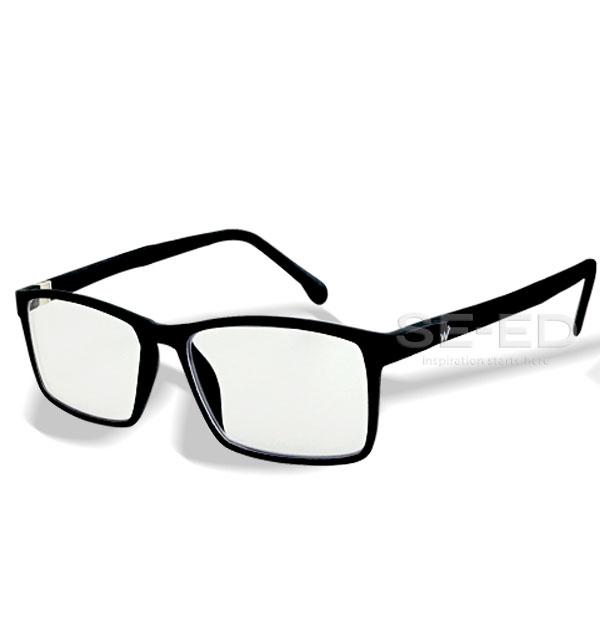 แว่นตัดแสงสีฟ้า HB-05 สีดำ