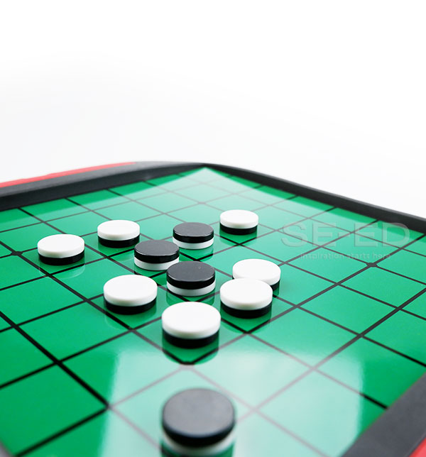 Revevsi Magnetic Game (เกมหมากล้อม)