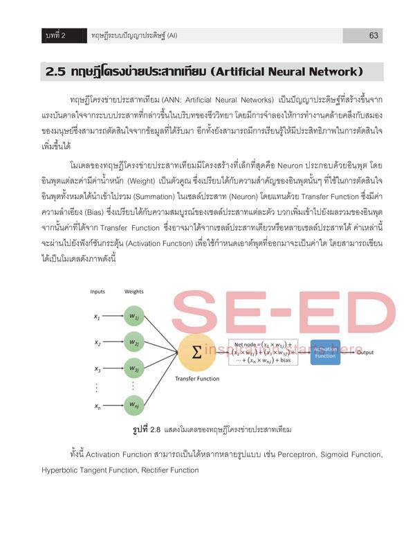 คัมภีร์การใช้งาน ระบบปัญญาประดิษฐ์ (AI) และอินเทอร์เน็ตในทุกสรรพสิ่ง (IoT) (PDF)