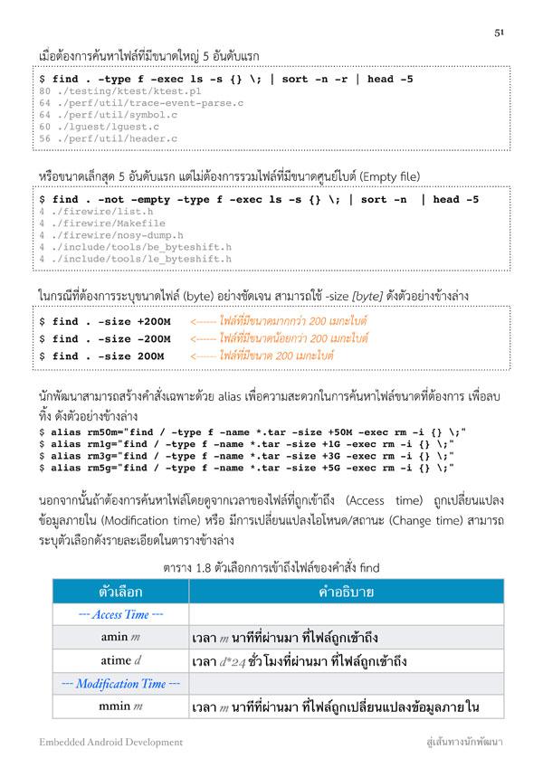 Embedded Android Development ส เส นทางน กพ ฒนา Pdf