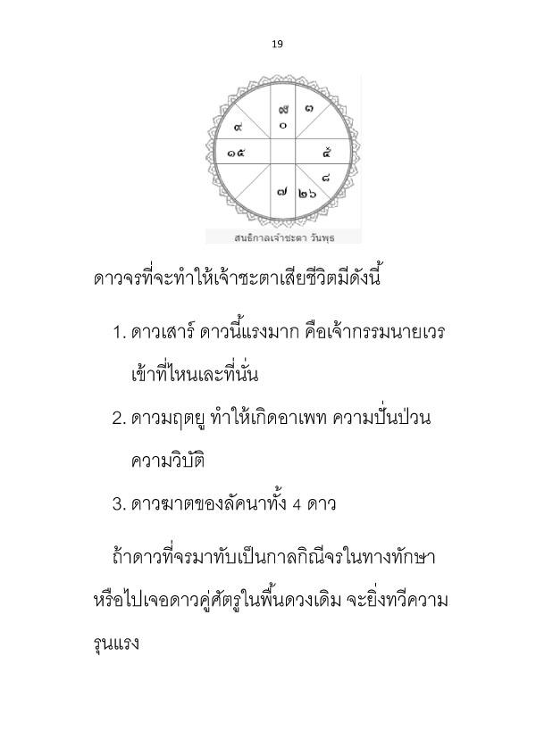 โหราศาสตร์ปริวรรต ภาค 2 (PDF)