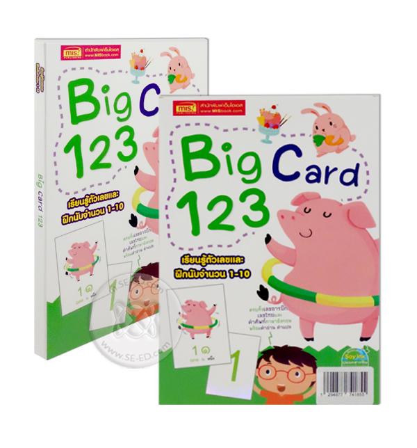 Big Card 123 (ขาตั้ง)