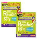 Fun English for Preschool 6 แบบฝึกอ่านอังกฤษเด็กก่อนวัยเรียน-อนุบาล +Workbook