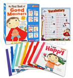 My First Book of Good Manners (บรรจุกล่อง : Book Set)