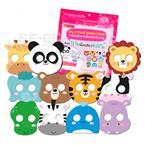 My Animal Masks Cards : การ์ดหน้ากากเพื่อนสัตว์ของหนู ตอน โอ้โฮ เพื่อนสัตว์ตัวโต๊โต