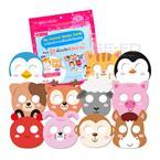 My Animal Masks Cards : การ์ดหน้ากากเพื่อนสัตว์ของหนู ตอน อู้ฮู้ เพื่อนสัตว์สุดน่ารัก