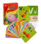 บัตรคำ หัดอ่านหัดเขียน ABC