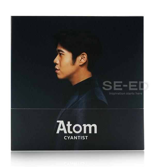 CD Atom Cyantist