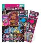 นิตยสาร Monster High ฉบับที่ 17 สวยซ่า มั่นใจ สไตล์มอนเตอร์! (Set)