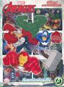 Avengers จับผิดภาพ ทีมแกร่งพันธุ์ฮีโร่