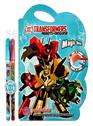 Transformers Robots In Disguiseหนังสือล่องหน Magic Book