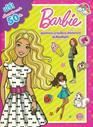 Barbie สนุกกับระบายสีและสติกเกอร์แสนสนุก