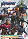 Avengers Endgame : สมุดภาพระบายสีพร้อมสติกเกอร์