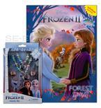 Frozen 2 Special Forest Spirit +ชุดเครื่องประดับเจ้าหญิงโฟรเซ่น