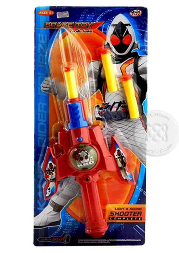 ดาบสั้นโฟร์เซ MU-12-81430 คละสี ขนาด 14 5x33x4 ซม  : Space Toy