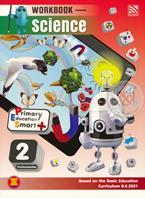Primary Education Smart Science Pratomsuksa 2 : Workbook (P)
