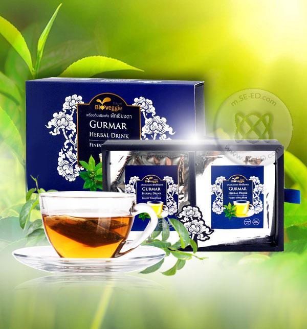 เครื่องดื่มชนิดแห้ง ผักเชียงดา (10 ซอง/15 กรัม) : Chiangda Herbal Drink