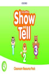Show and Tell 1-3 : Classroom Resource Pack