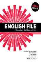 New English File 3rd ED Elementary : Workbook with key (P)