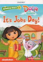 Learn English with Dora the Explorer : Reading Stars 3 : It