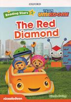 Learn English with Dora the Explorer : Reading Stars 3 : The Red Diamond (P)