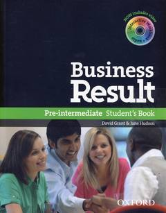 Business Result Pre Intermediate Students Book And Online Workbook DVD P