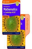 Pemberton Mathematics for Cambridge IGCSE? 3rd ED : Print & Online Student Book Pack (P)