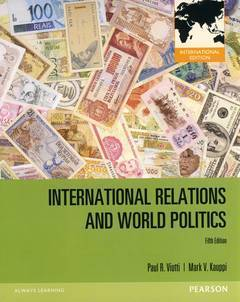 International Relations and World Politics 5ED (P)