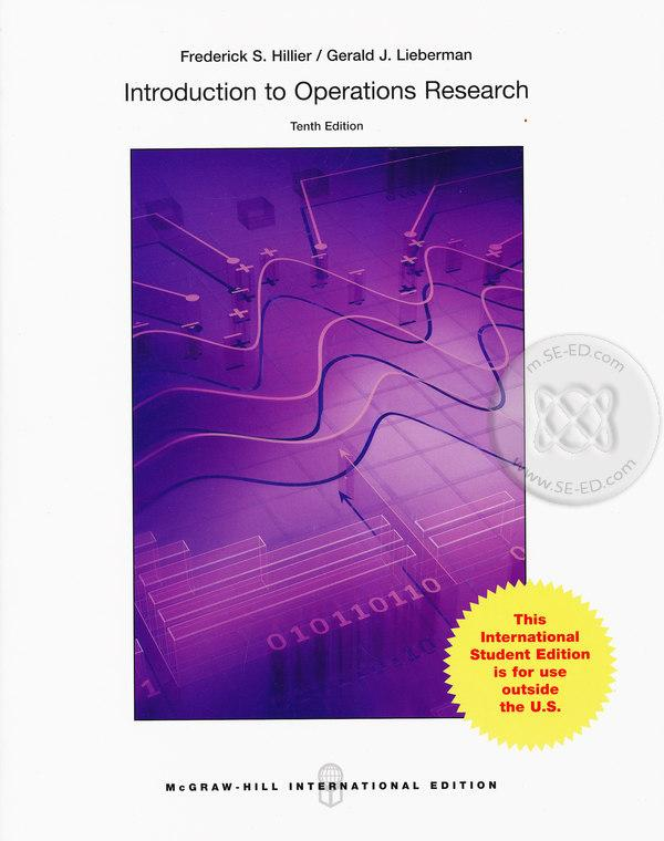 Introduction to Operations Research 10ED (P)