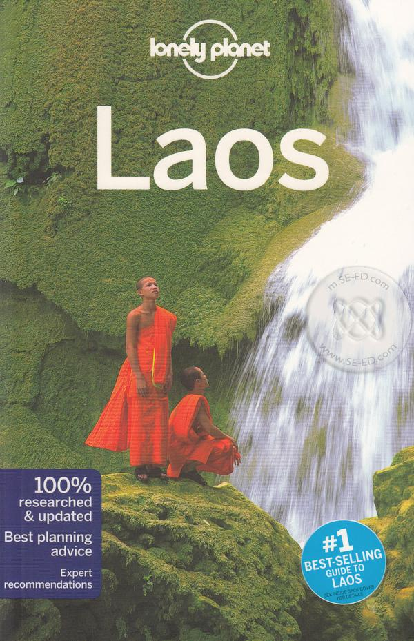 Lonely Planet : Laos 8ED (P)