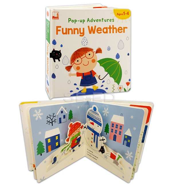 Pop-up Adventures : Funny Weather (H)
