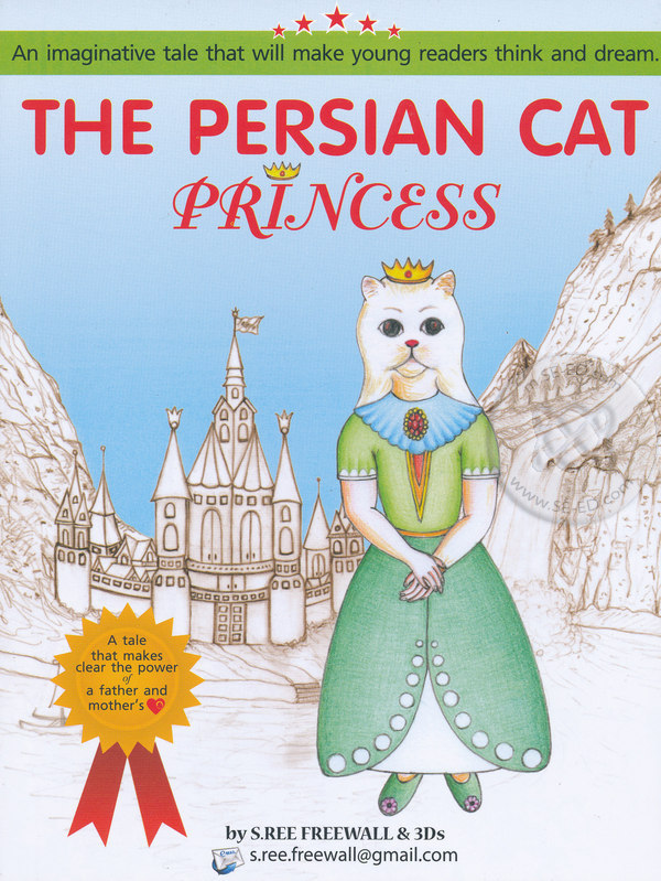 The Persian Cat Princess