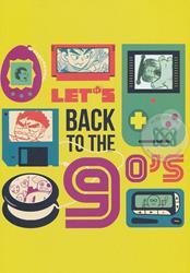 การ์ตูน Let's Back to The 90's