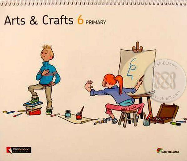 Arts and Crafts 6 : Student
