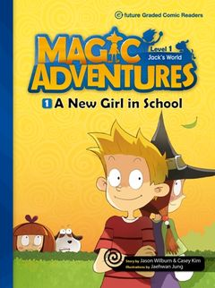 Magic Adventures 1 : Olivia and the Bad Boys +CD (P)