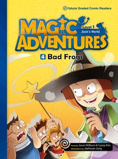 Magic Adventures 1 : Bad Frogs +CD (P)