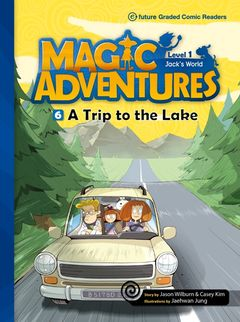 Magic Adventures 1 : A Trip to the Lake +CD (P)