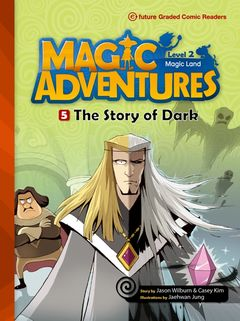 Magic Adventures 2 : The Story of Dark +CD (P)
