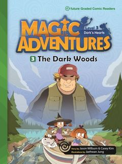 Magic Adventures 3 : The Dark Woods +CD (P)
